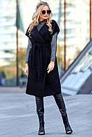 Donna-M Двусторонний меховой жилет Найли Nyli double-sided waistcoat, фото 1