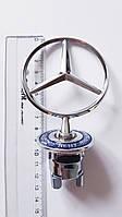Эмблема прицел Mercedes-Benz 210 штатная, фото 1