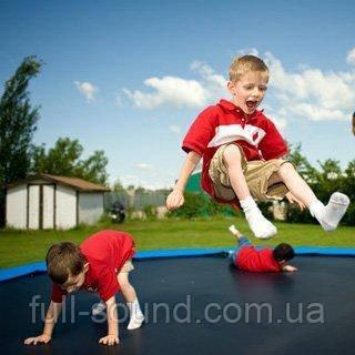 Новые поступления спортивных и надувных батутов
