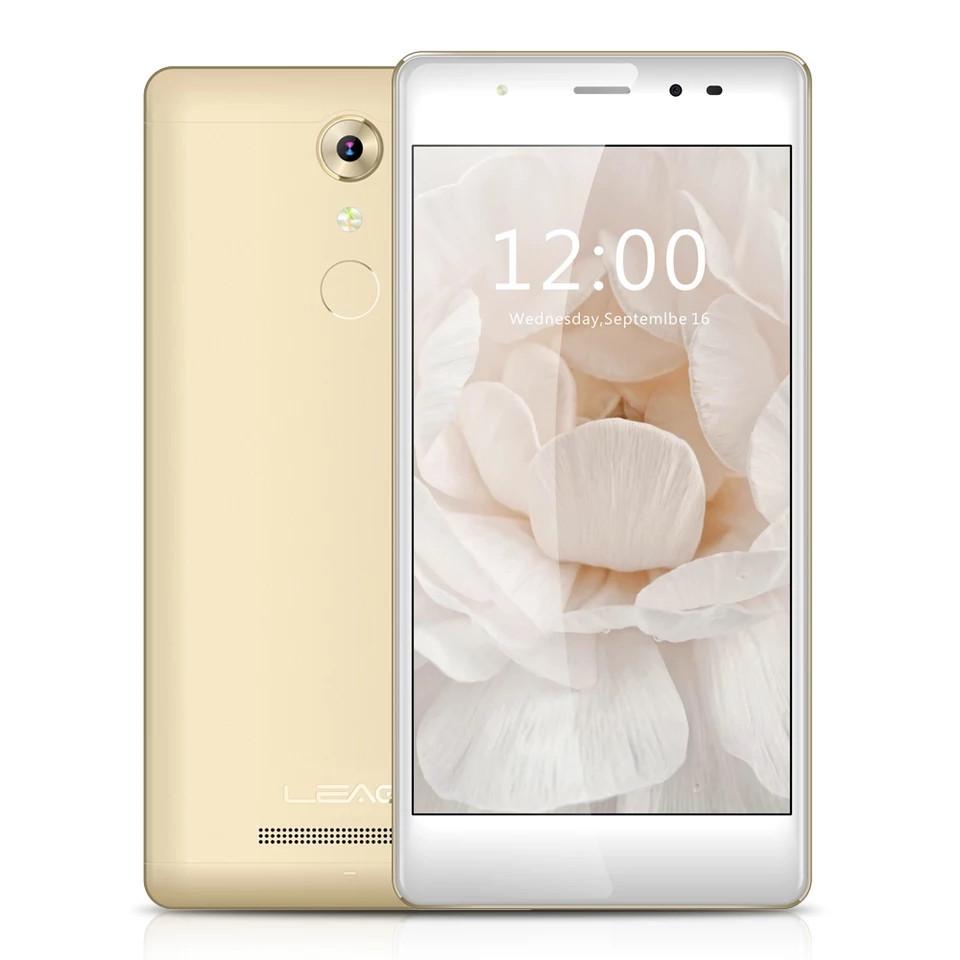 Смартфон Leagoo T1 Gold 2/16Gb + чехол