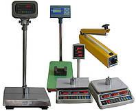 Весы складские торговые электронные