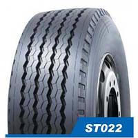 Грузовая шина 385/65R22.5 160K Changfeng ST022 прицеп, купить грузовые шины Чанг Фенг прицепную на прицеп