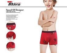 Подростковые стрейчевые трусы шорты  на мальчика МАРКА  «INDENA»  Арт.85511, фото 3
