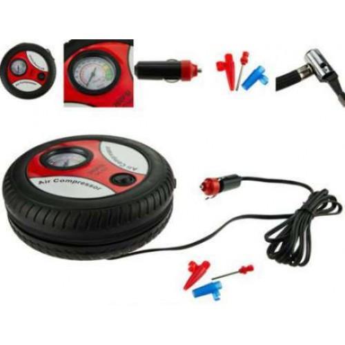Портативный компрессор автомобильный Air Compressor