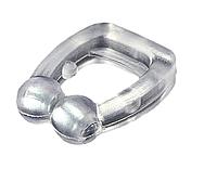 Антихрап клипса для носа  магнитное акупунктурное силиконовое приспособление устройство лечение от храпа апноэ
