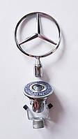 Эмблема прицел  Mercedes-Benz 210 съемный