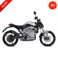Электромотоцикл Super Soco TS 1200R (silverсм.), фото 1