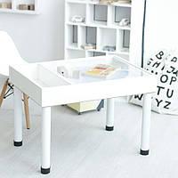 Стол-песочница детский игровой с телескопическими ножками