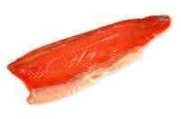 Филе красной рыбы лосось 2+ охлажденное
