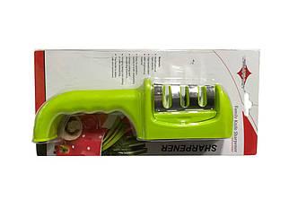 Точилка для ножей и ножниц с керамической шлифовкой