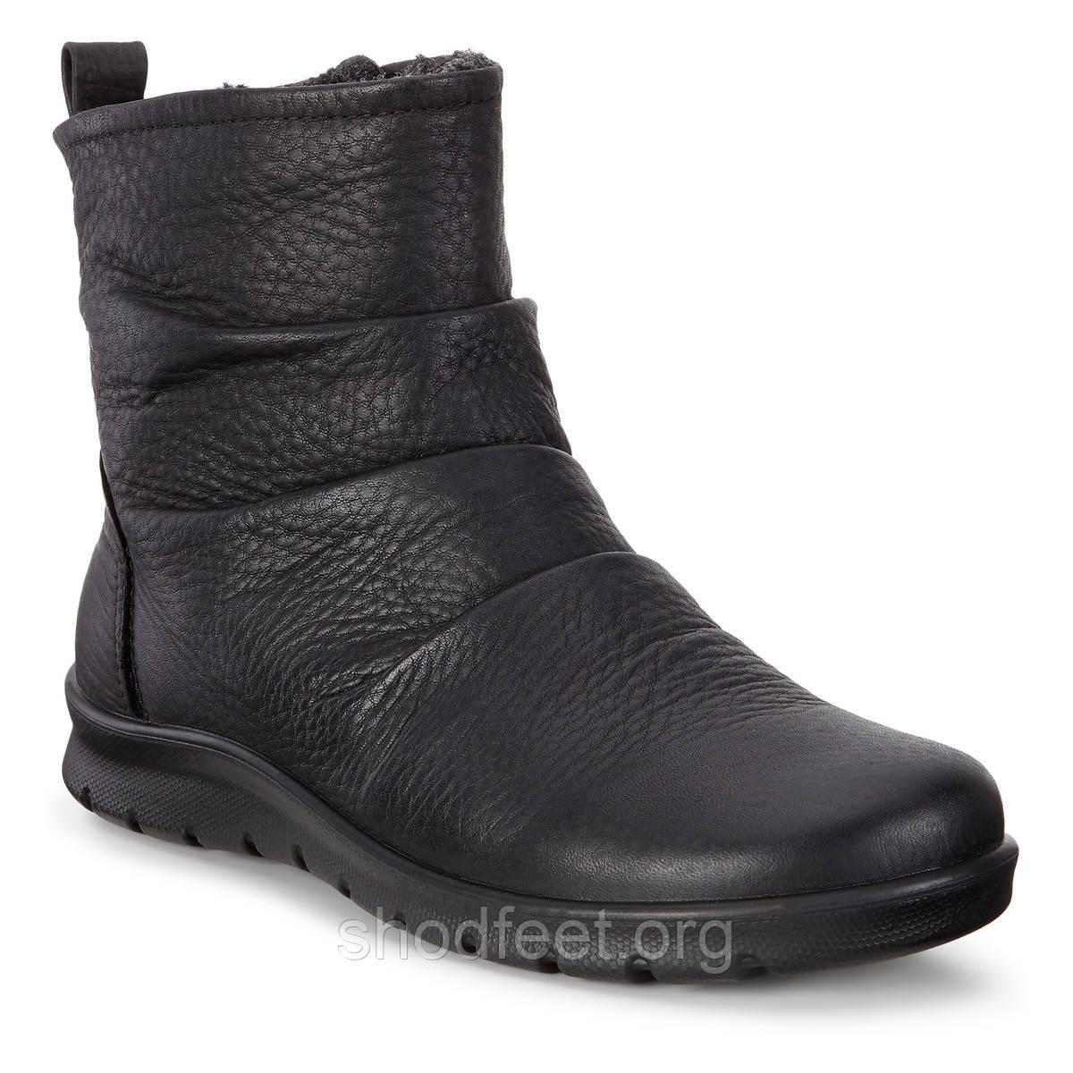 Женские зимние ботинки Ecco Babett Boot 215623-01001