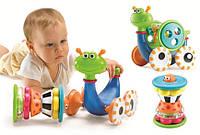 Музыкальная Улитка Yookidoo развивающая игрушка