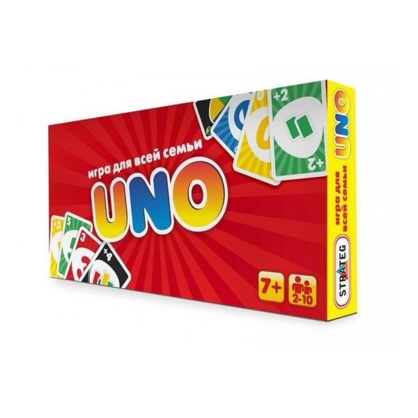 Настольная игра для всей семьи УНО 053