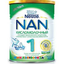 Сухая смесь Nestle NAN Кисломолочный 1 400 гр.