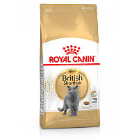 Сухой корм для кошек Royal Canin British Shorthair 34 4 кг