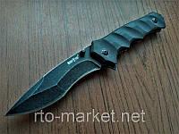 Нож складной, полуавтоматический(универсальный)