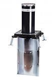 FAAC J355 HA M30-P1 INOX — Гидравлический боллард (с системой подогрева до -40°C) , фото 3