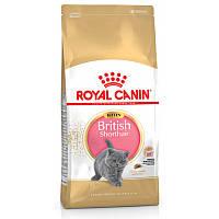 Корм для котят породы Британская Короткошерстная Royal Canin British Shorthair Kitten 10 кг