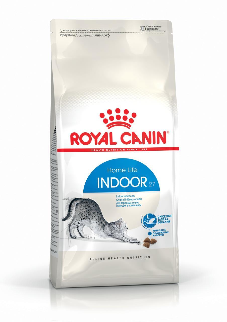 Сухой корм для кошек Royal Canin Indoor Mature 27 3,5 кг