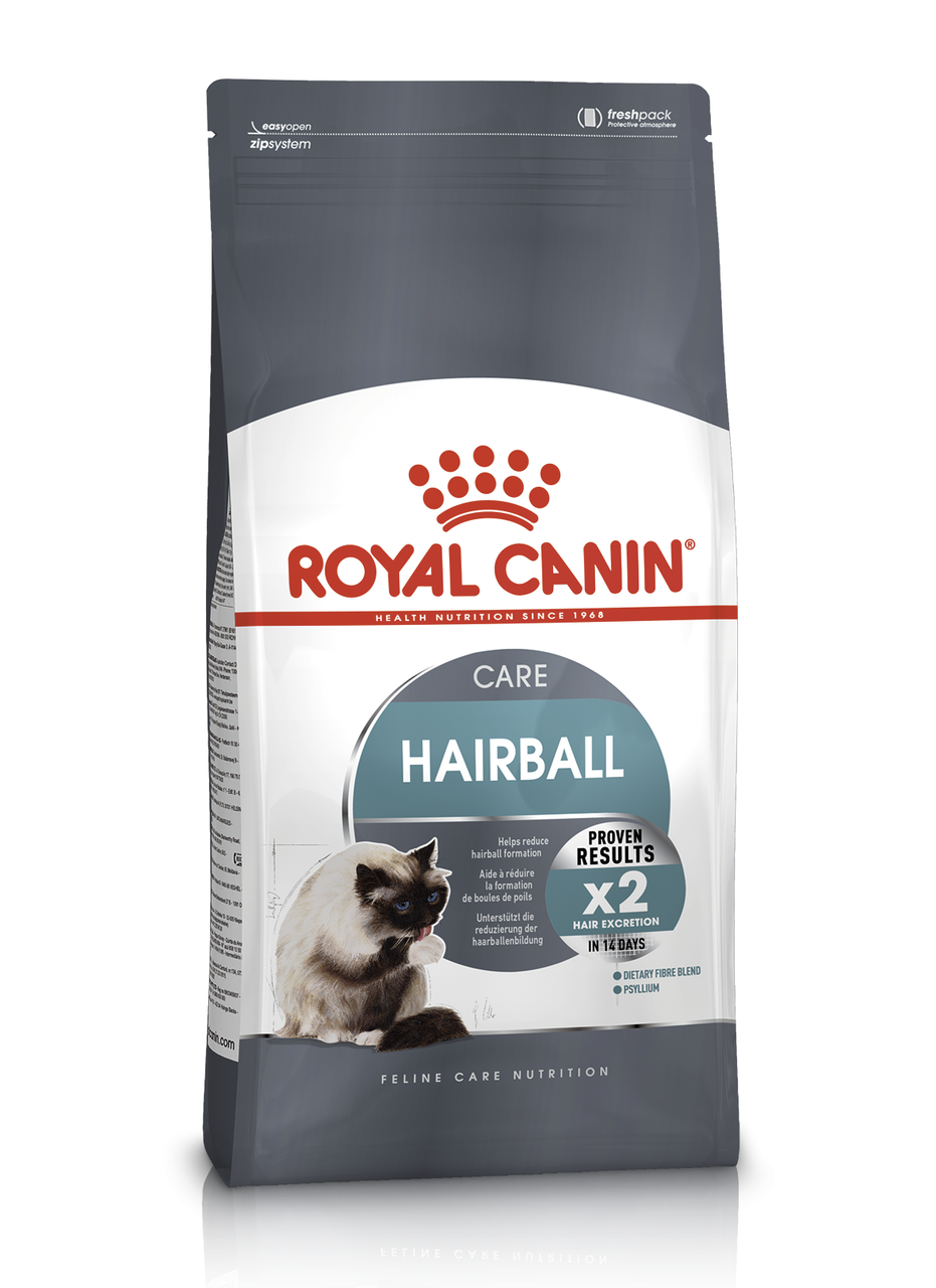 Сухой корм для кошек Royal Canin Intense Hairball 34 - 10 кг