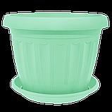 Квітковий горщик «Терра» 1.6 л, фото 7