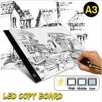 Ультратонкий Лайт Пед USB Artcraft Tracing Light Pad, графический планшет Белый