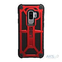 Чехол UAG Samsung G965 Galaxy S9 Plus Crimson (GLXS9PLS-M-CR), фото 1