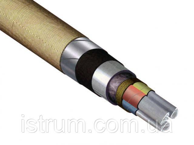 Высоковольтный кабель АСБ 3х185(ож)-10