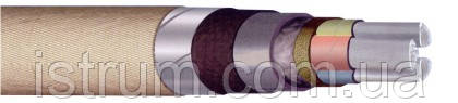 Высоковольтный кабель ААБл 3х240(ож)-10