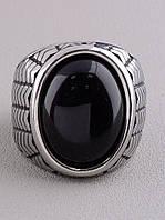 Кольцо Агат 062659 размер 18