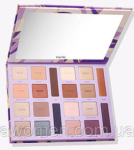 Палитра теней Tarte Limited-Edition Color Vibes Amazonian Clay Eyeshadow Palette