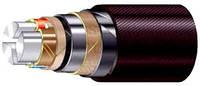Высоковольтный кабель ААШв 3х25(ож)-10