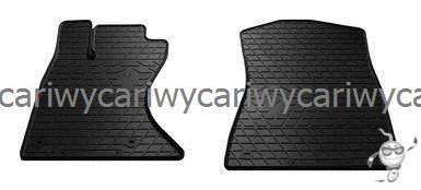 Коврики резиновые в салон Lexus GS (4WD) 05- (design 2016) 2шт. Stingray