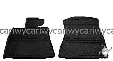 Коврики резиновые в салон Lexus IS 13- (design 2016) 2шт. Stingray