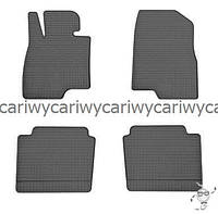 Коврики резиновые в салон Mazda 3 13-/Mazda 6 13- 4шт. Stingray