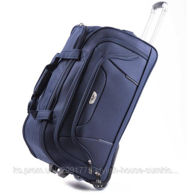 Дорожная сумка Wings 1056 (с) синий