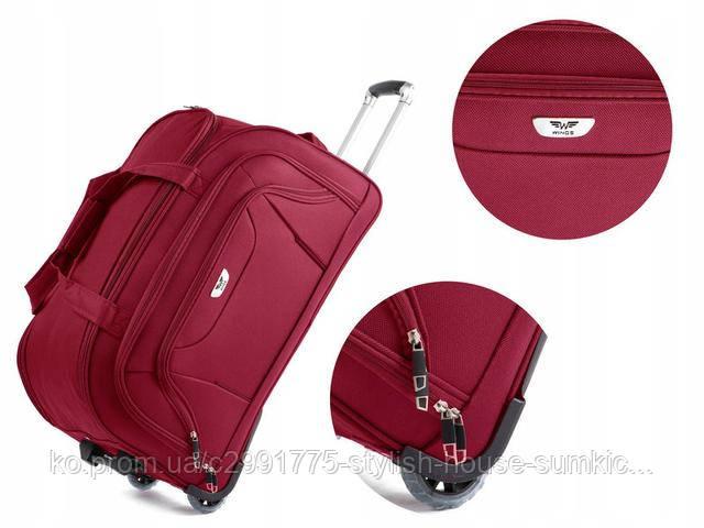 c38d10a21e1f Дорожная сумка Wings 1056 (В) красный: продажа, цена в Киеве ...