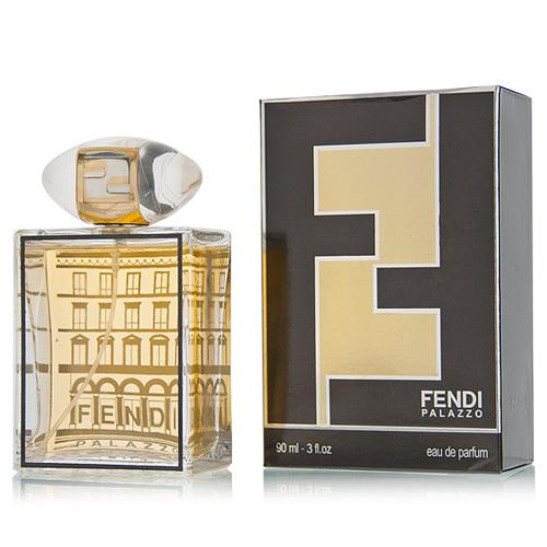 женские ароматы Fendi Palazzo Eau De Parfum цветочно древесный