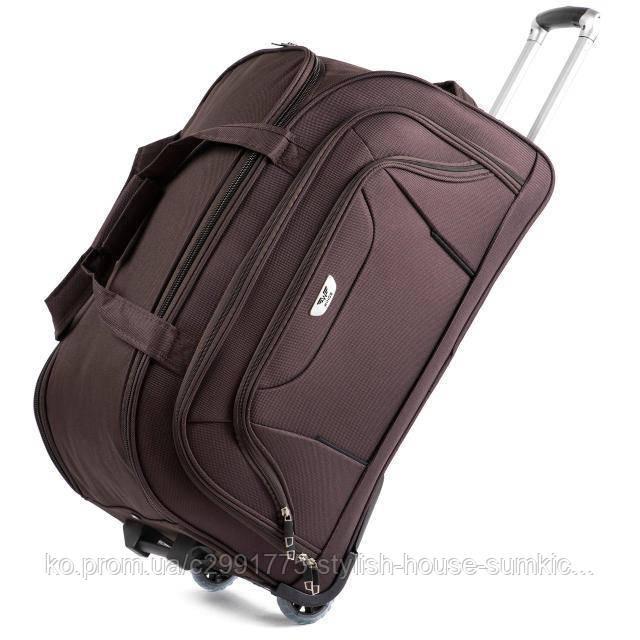 Дорожная сумка Wings 1056 коричневый