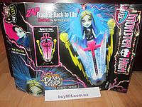 Набор Monster High Freaky Fusion Recharge Chamber Frankie Stein Doll Станция подзарядки Фрэнки Штейн