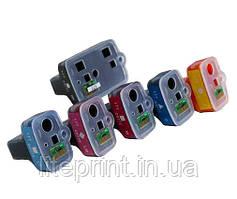 Комплект перезаправляемых картриджей HP-177 для HP PhotoSmart 3213, 3313, 8253, C5183, C6183...