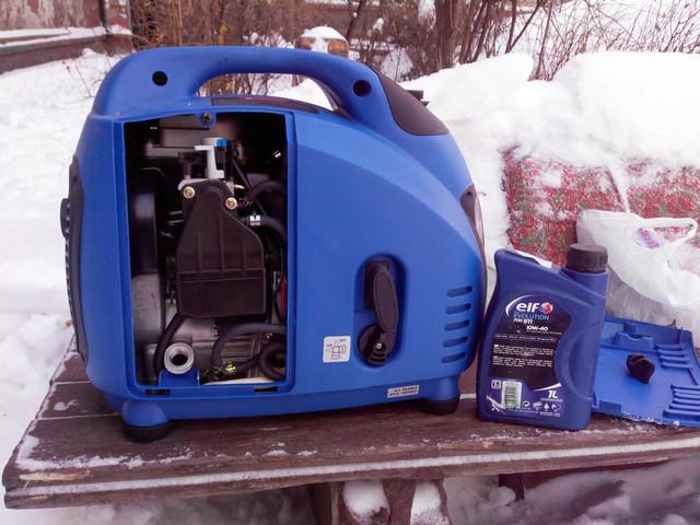 Инверторный генератор Weekender D1800i