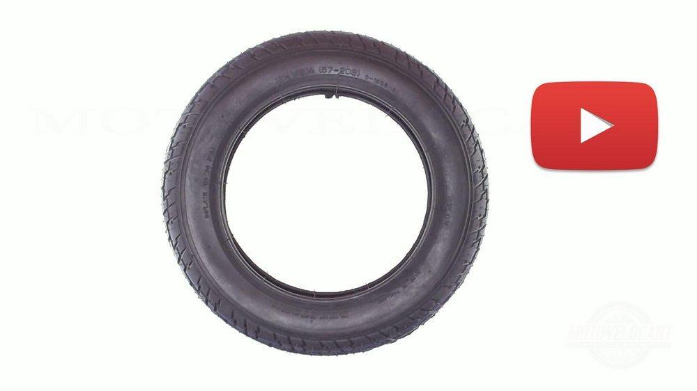 Велосипедная шина   12 * 1/2 * 2 1/4   (57-203)   Deestone   (d-1006)   , шт