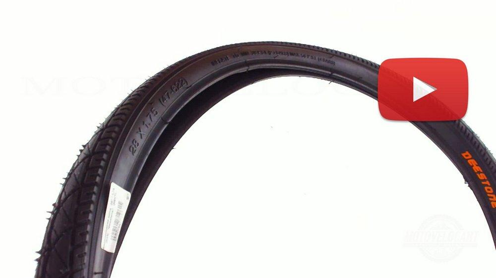 Велосипедная шина   28 * 1,75   (833)   Deestone   , шт