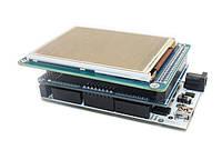 Перехідник для TFT LCD дисплеїв для Arduino MEGA, фото 1