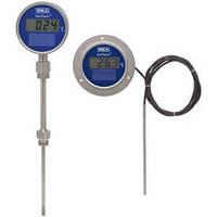 Термометры сопротивления DiwiTherm®, с ЖК дисплеем TR75