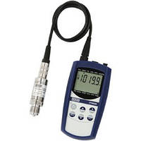 Hand-held pressure indicator  - ranges: 0 ... 0.1 up to 1000 bar  - accuracy: 0.2% / 0.1% CPH6300