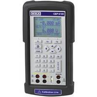 Портативный калибратор СИ температуры  - измерение и генерирование:     термопары (13), термометры    сопротивления (13), ток, напряжение,