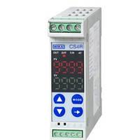 ПИД-контроллер температуры, самонастройка, реечная установка, размеры 22.5 x 75 мм CS4R