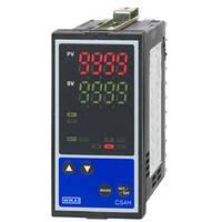 ПИД-контроллер температуры, самонастройка, для панельной установки, размеры 48 x 96 мм CS4H
